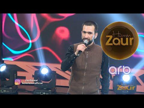 """Emil Rəhmanoğlu - """"DUYANLARA DUYMAYANLARA"""" - Canlı İfa - Həmin Zaur - ARB TV"""