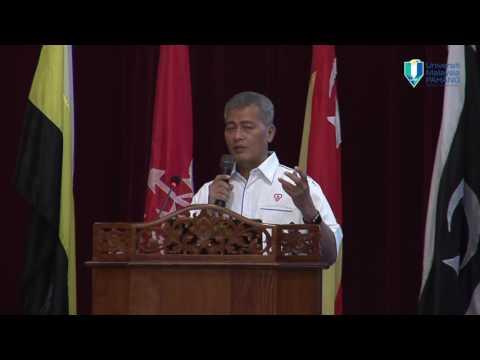 Syarahan Umum CEO TNB, Datuk Seri Ir. Azman bin Mohd
