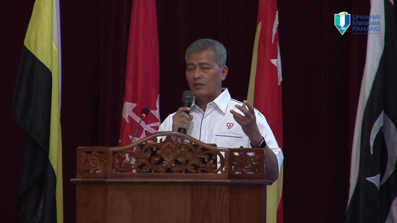 Syarahan Umum CEO TNB, Datuk Seri Ir  Azman bin Mohd