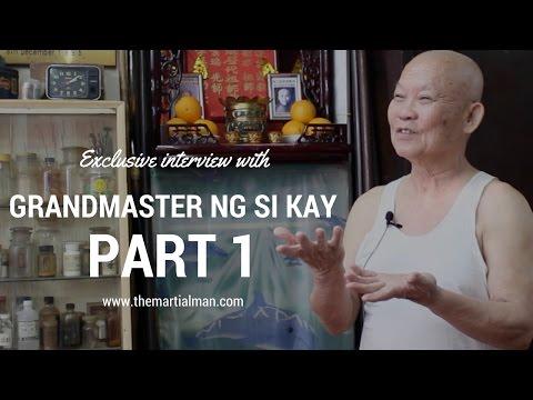 Chow Gar Mantis (Part 1) Grandmaster Ng Si Kay - The Martial Man