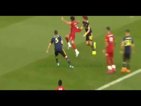 David Luiz - A Disaster In Liverpool And Arsenal Match