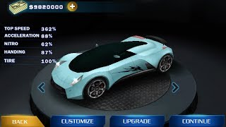 Fast Racing 3D Mod (unlimited Money)