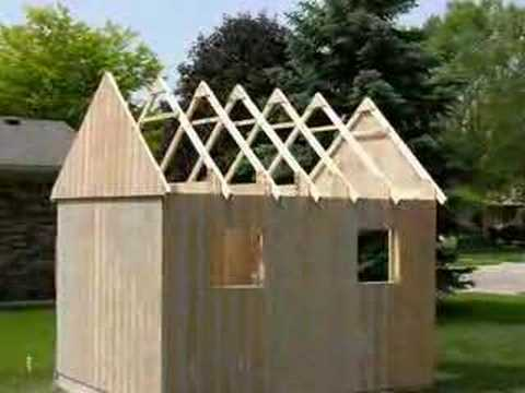 Building a Carriage House/Small barn/Shed