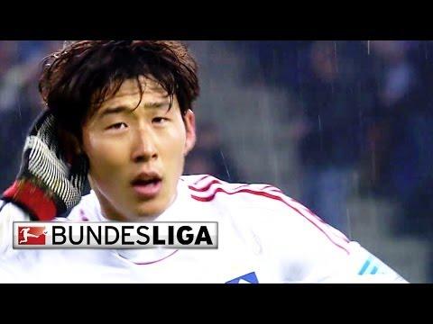 Top 10 goals - south korea