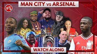 Man City vs Arsenal | Live Watch Along