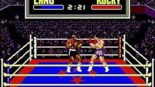 Rocky - Sega Master System Full Game