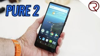 M-Horse Pure 2 Smartphone Review - 18:9 Bezel-Less Screen