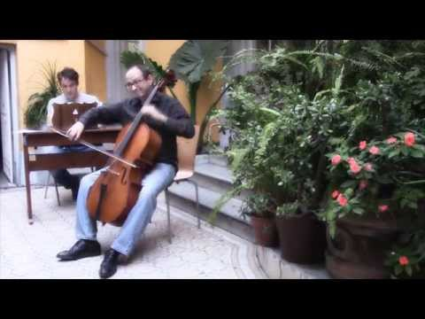 Vivaldi: Cello Sonata No.1 in B flat major, RV47