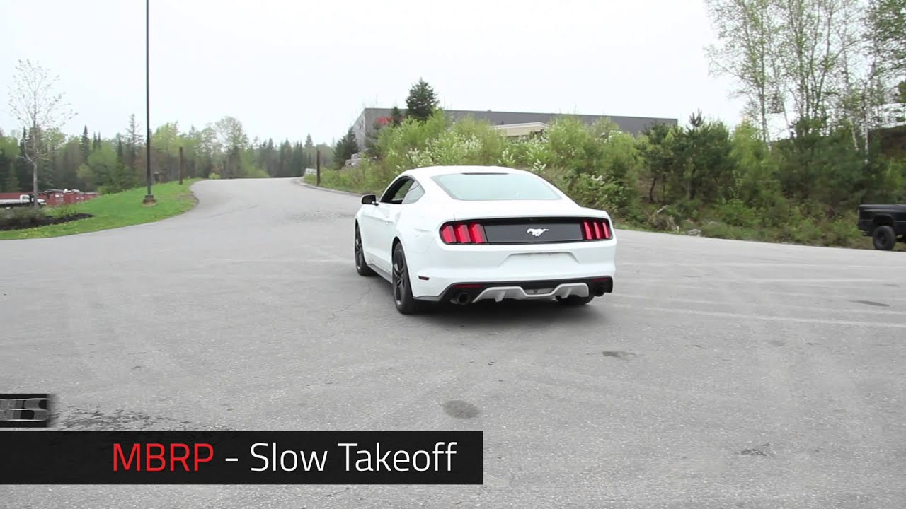 best exhaust systems for ford mustang