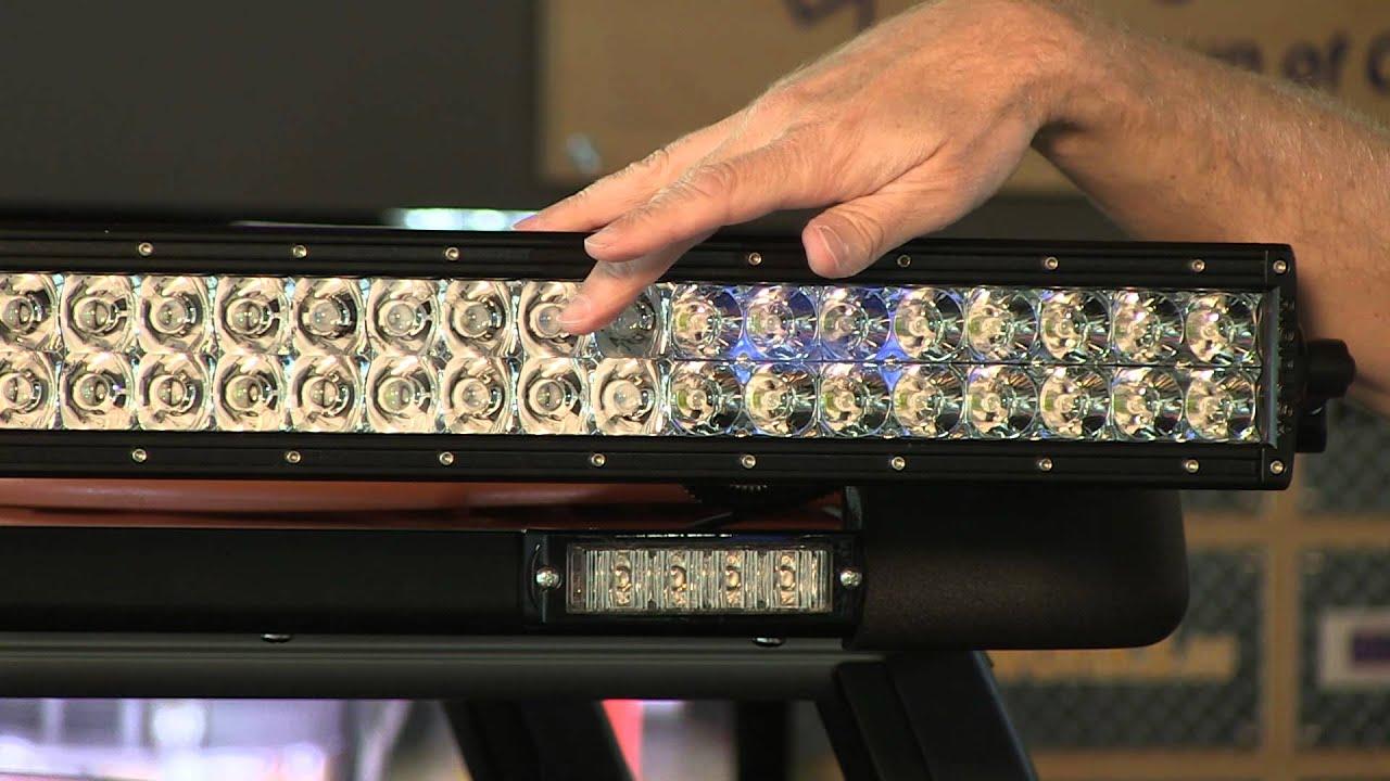 Rigid 38 inch e series led light bar youtube rigid 38 inch e series led light bar aloadofball Image collections