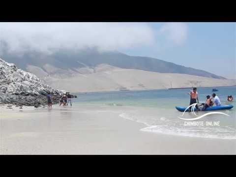 ISLA BLANCA: CHIMBOTE ANCASH PERU