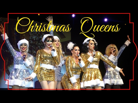 Christmas Queens   Read U Wote U   Manchester   Dec 2016