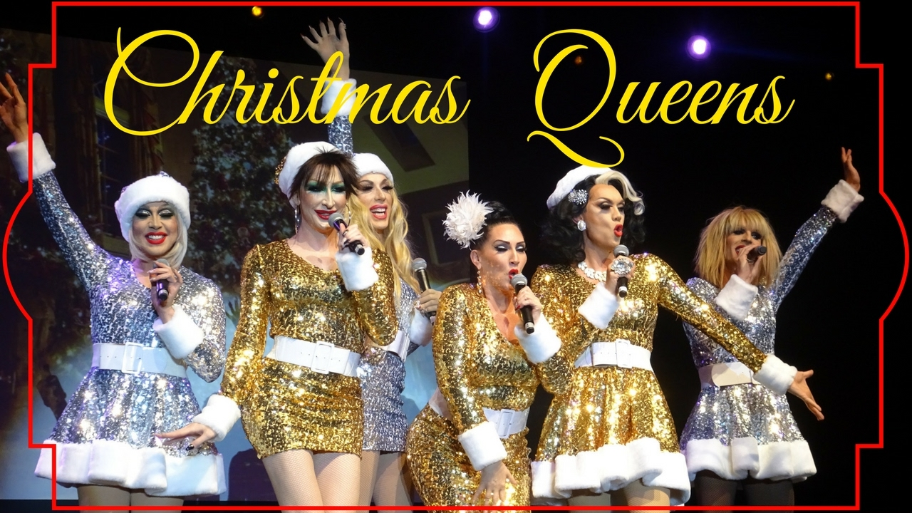 Christmas Queens.Christmas Queens Read U Wote U Manchester Dec 2016