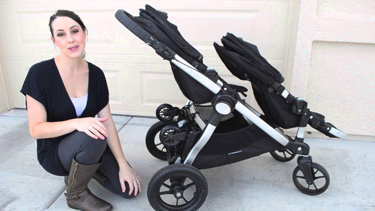 Glider Board Attachment For The Baby Jogger City Select Triple