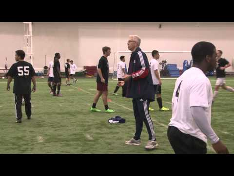 Interview With Coach Hobie Hare at January Tryout