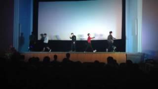 Suma Dance vòng loại _ Monster ( Soundwave Crew )