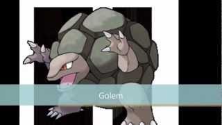 a z pokemon with names and pokemon theme songs part 1