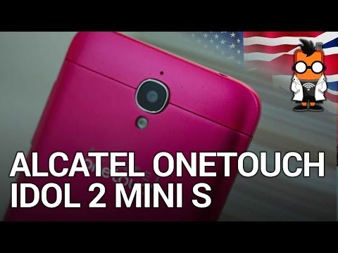 Alcatel One Touch Idol 2 Mini S Hands On