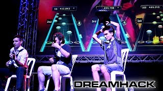 SUBIENDO AL CIELO II  - Torneo Guitar Hero DreamHack 2017 | GuitarHeroStyles