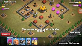 Clash of Clans (Walls of Steel)