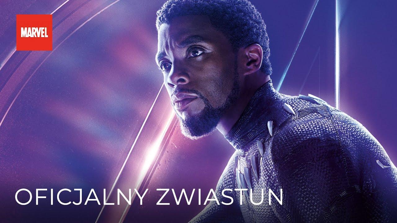 Avengers Wojna Bez Granic Zwiastun 2 Dubbing Youtube