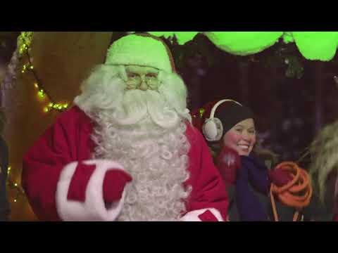 Lettre Au Pere Noel Video Personnalise.Pere Noel Portable Message Video Personnalise Du Pere Noel