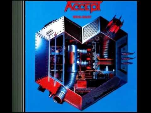 Accept (1985) Metal Heart *Full Album*