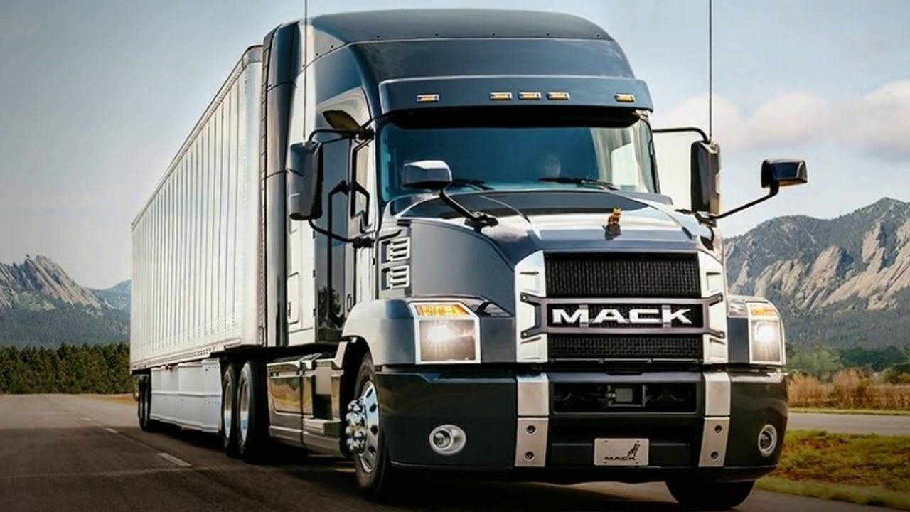 Mack Launches Semi trucks Tractor the Anthem Models And Price