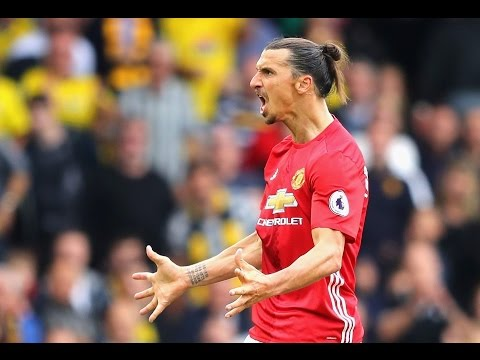 Zlatan Ibrahimovic | Crazy Moments |