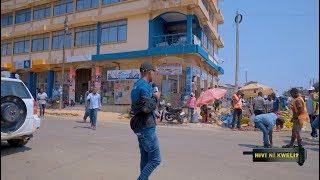 MONI CENTROZONE: NYUMBANI KWAO MAJENGO SOKONI ALIKUWA ANAVAA NDALA SANA