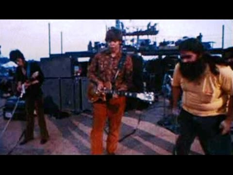 Complete Canned Heat audio recordings from Woodstock 1969