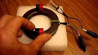"""""""водопроводный кран"""" для магнитного потока"""
