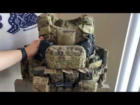 Plate Carrier Setup 2020 (Duty Kit Load Out)