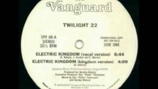 Twilight 22 - Electric Kingdom (vocal version) (1983)