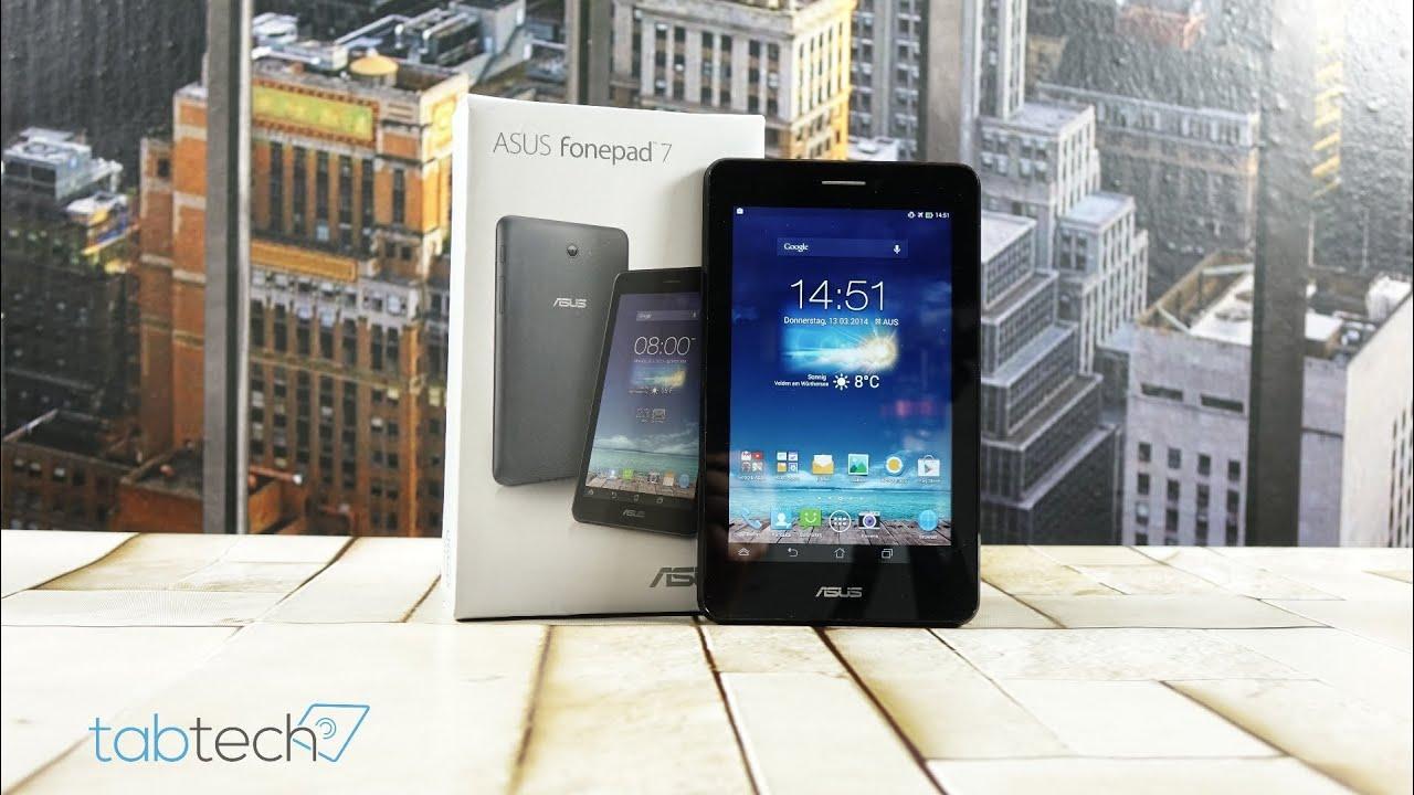 Unboxing: Asus FonePad 7 ME175CG mit Telefonfunktion | tabtech de