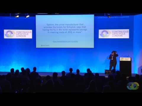 CLL17: Sarah Wells - Nudge theory: Influencing Empowered Teams