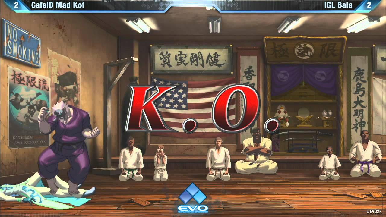 Evo 2012: FINALS/FINALES - BALA! all games/todos los juegos KOF XIII (HD)