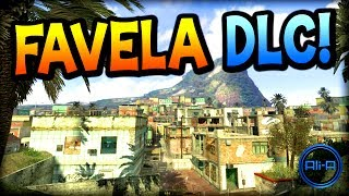 "FAVELA RETURNS! - Call of Duty: Ghost - ""INVASION"" Map Pack 3! - (COD Ghosts DLC)"