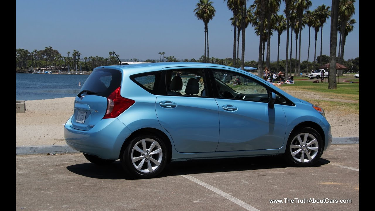 Amazing 2014 Nissan Versa Note Hatchback Review And Road Test   YouTube