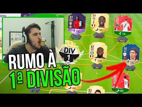 BANANÃO COM ICON NÃO TEM VEZ AQUI! RTD1 #15 FIFA 18 Ultimate Team