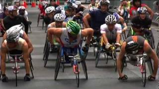 GIO CTP Car Insurance - Sponsor of  Wheelchair Sports NSW Summer Down Under Australia Day 2012