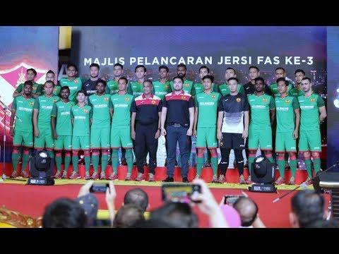 Selangor perkenal jersi ketiga