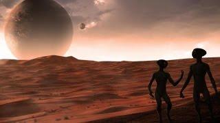 Марс кишит пришельцами  НЛО на Марсе