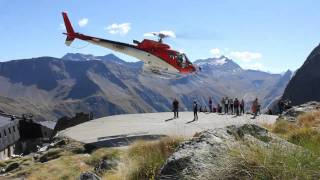 Mont Blanc Heli Ride
