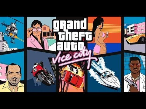 GRAND THEFT AUTO VICE CITY Full Game Walkthrough - No Commentary