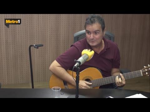Roda Baiana - Representantes da Rádio TSF - Portugal e Ricardo Chaves -  22/03/2018