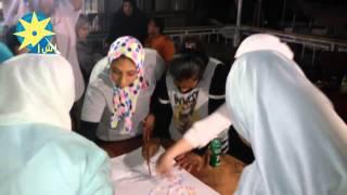 بالفيديومؤسسة شباب بيحب مصر تنظم محكى فن تشكيلى لذوى الإعاقة