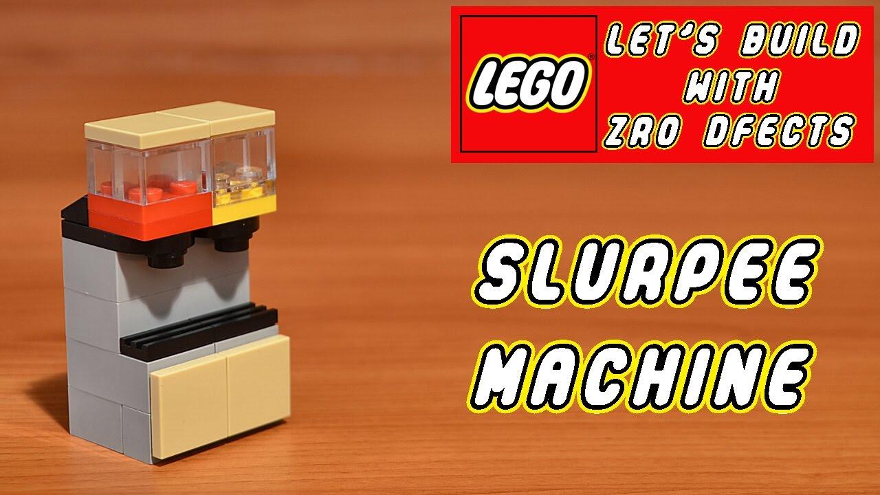 7 eleven slurpee machine