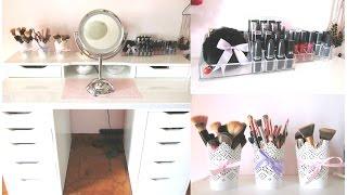 La Mia Postazione Make-up | My Vanity Table ❤