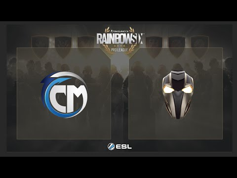 R6S - TCM Gaming vs. GBOTS - Rainbow Six Pro League PC - EU Playday 5